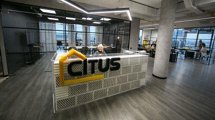 """""""Citus"""" vadovauja M.Galdikas, buvęs vadovas M.Vanagas kuria """"Vanagas Group"""""""