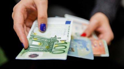 """Viceministras: atlyginimus grynaisiais mokančios įmonės turės pranešti """"Sodrai"""""""