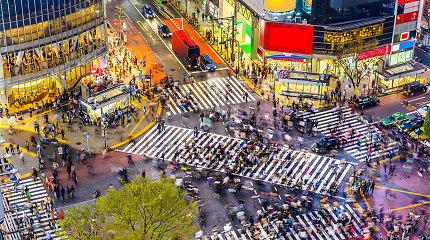 Patikslinti duomenys: Japonijos ekonomika trečiąjį ketvirtį ūgtelėjo 0,4 proc.