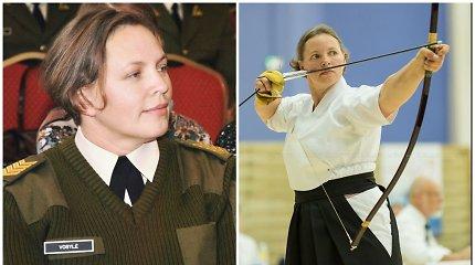 Sostinę į vienkiemį iškeitusi karė Aurelija: šaudymu iš japoniško lanko lenkia Europos stipriausiuosius