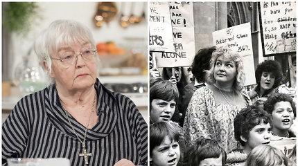 Pamiršta feminizmo herojė E.Pizzey. Kaip istorijos peripetijose pradingsta iškilios asmenybės?
