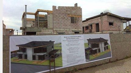 Kėdainiuose didėja naujų būstų paklausa: verda statybos