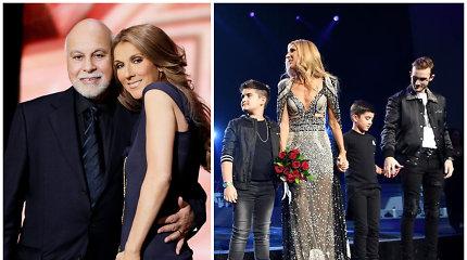 Celine Dion surengė finalinį šou Las Vegase: jame ypatingas vaidmuo teko mirusio vyro atminimui