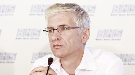Martynas Nagevičius: Žaliasis smegenų plovimas yra blogiau, nei nesirūpinti ekologija iš viso