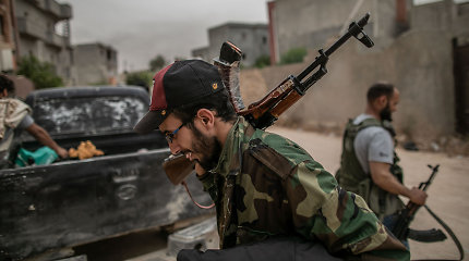 Vokietija spaudžia Rusiją ir Kiniją leisti paviešinti JT ataskaitą dėl ginklų Libijoje