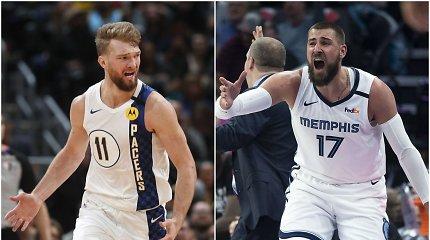 Pagaliau grįžta NBA: skelbiamas sezono atnaujinimo planas