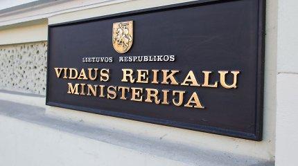 Vyriausybė spręs, ar atleisti O.Šarmavičių