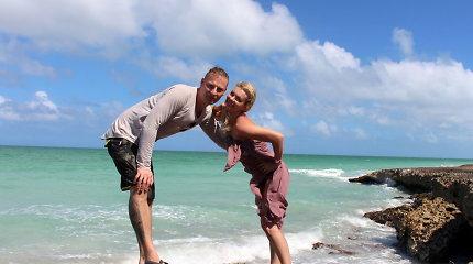 J.Lapatinsko atostogos Kuboje: Havana, džiunglės, krokodilų ferma ir pasiklydimas Trinidade