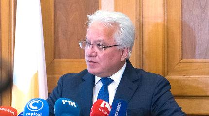 Dėl žmogžudysčių virtinės atsistatydina Kipro teisingumo ministras
