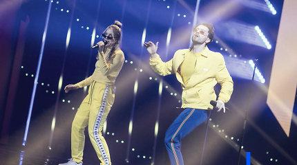 """""""Eurovizijos"""" atradimas MEANDI: apie nevilties etapą, kūrybą užsieniui ir lietuvių skonį"""