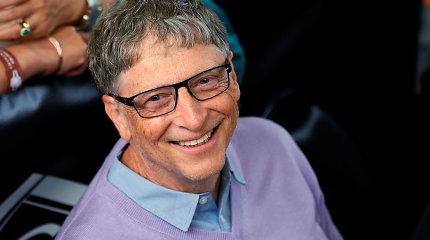 Ką verta skaityti vasarą: penkios Billo Gateso rekomenduojamos knygos
