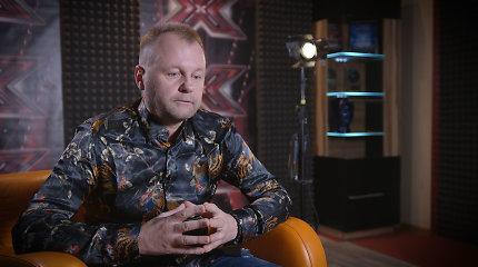 """S.Urbonavičius-Samas apie lietuvišką šou pasaulį: """"Vidutinybės užteršė eterį"""""""