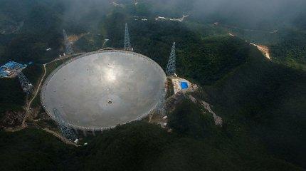 """Pasiūlyta hipotezė, galinti išspręsti """"ateivių kosminių signalų"""" mįslę"""