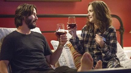 Aktorius Winoną Ryder ir Keanu Reevesą filme sutuokė tikras kunigas: ar jų santuoka galioja?
