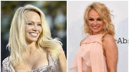"""Seksualusis modelis Pamela Anderson apie penktą santuoką: """"Niekada nesigailiu ištarusi """"taip"""""""