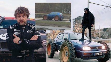 """Benediktas Vanagas pasisakė apie policijos baudą Norbei: """"Nuoširdžiai jo gaila"""""""