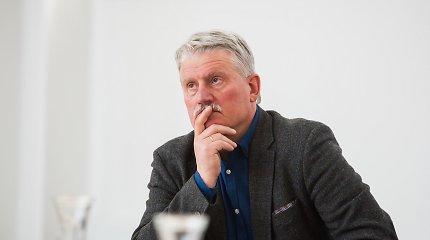 Prof. E.Aleksandravičius: Karaliams įstatymai taip pat galioja