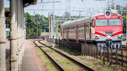 """Veiklą pradeda """"Lietuvos geležinkelių"""" grupės keleivių vežimo bendrovė """"LG Keleiviams"""""""