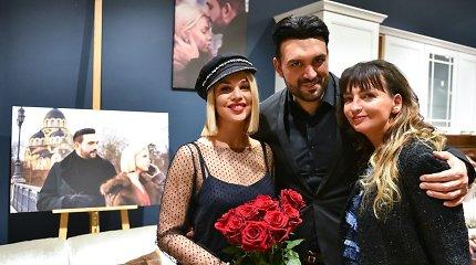 Jurga Anusauskienė pristatė meilės parodą: tarp svečių ir kviestinė žvaigždė iš Latvijos