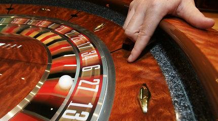 Latvijos azartinių lošimų rinka pirmąjį pusmetį augo 15 proc.