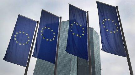 ES pratęsė sankcijas fiziniams bei juridiniams asmenims, siejamiems su krize Ukrainoje