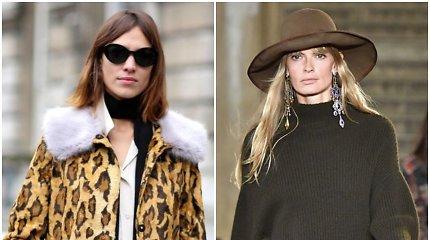 5 daiktai, kuriuos šį rudenį reikėtų turėti kiekvienai stilingai moteriai