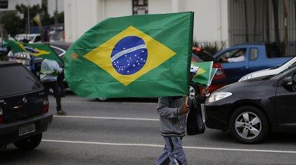 Brazilijai pavyko išvengti recesijos