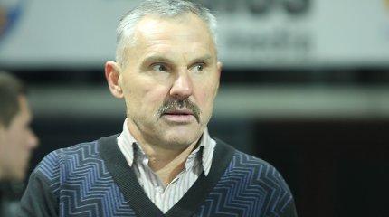 """Vacys Lekevičius: """"Man buvo gėda būti stadione"""""""