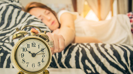 Jei ryte sunku išlipti iš lovos, jaučiatės vangūs ir apsnūdę – kaltas gali būti hormono stygius