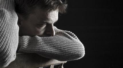 Visuomenė vis dar tiki, kad vyrai su savo sunkumais gali susitvarkyti patys