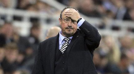 R.Benitezo auklėtinių nesėkmės tęsiasi – iškrito iš lygos taurės