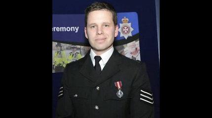 JK policininkas, apnuodytas per išpuolį prieš Rusijos agentą Skripalį, paliko darbą