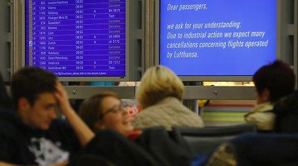 Pataria advokatas: ką daryti jei skrydis atšauktas ar atidėtas?