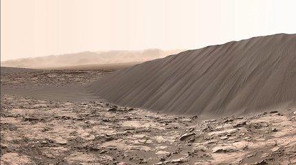 Vaizdai užgniaužia kvapą – pirmą kartą istorijoje turime Marso 4K vaizdo įrašą