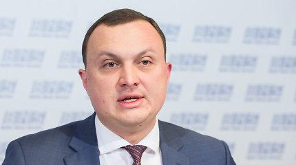 NMA paliktas vadovauti E.Bėrontas: ministras manimi pasitiki
