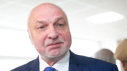 """V.Mazuronis """"MG Baltic"""" byloje: V.Gapšys dirbo savo įgaliojimų ribose"""