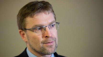 """L.Kukuraitis: globai perduodamų vaikų """"sumažėjo drastiškai"""", daugiau grįžta namo"""