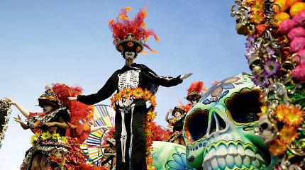 Siautulingas karnavalų sezonas Brazilijoje