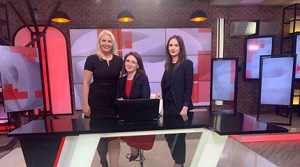 Lietuvos ir Sakartvelo moteris suvienijo verslo dvasia