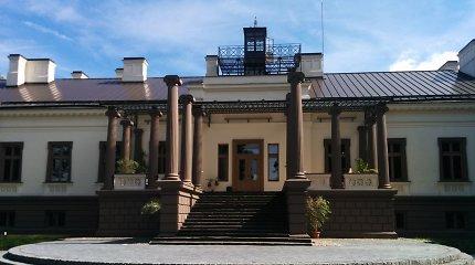 Šakių rajono taryba pritarė preliminariai sutarčiai dėl Gelgaudiškio dvaro nuomos