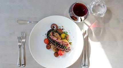 """30 geriausių restoranų. 8 vieta: toje pačioje vietoje išsilaikęs, stabilią kokybę siūlantis """"Dine"""""""