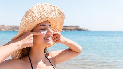 Kaip teisingai saugoti veido odą nuo pavasarinės saulės: tai padės ilgiau išsaugoti jaunystę
