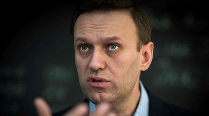 "A.Navalnas teisme pralaimėjo ""Roskomnadzor"", neįregistravusiam jo informacinės agentūros"