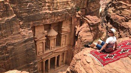 Auksiniai patarimai vykstantiems į Jordaniją: kaip geriau pamatyti Petrą ir Negyvąją jūrą