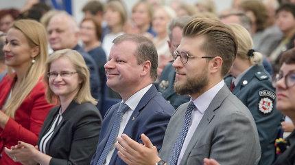 Oficialu: valdantieji naujuoju ministru nori matyti S.Skvernelio komandos žmogų