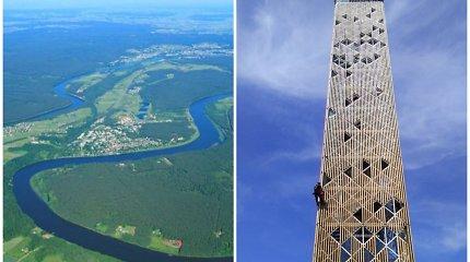 Laukti liko nedaug: aukščiausio Lietuvoje apžvalgos bokšto atidarymas – netrukus