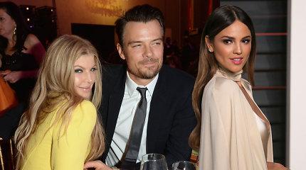 Joshas Duhamelis po skyrybų su Fergie puolė į 17 metų jaunesnės gražuolės glėbį