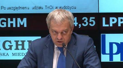 """""""PKN Orlen"""" vadovas Jacekas Krawiecas: """"Orlen Lietuva"""" yra ant ribos, svarstomi ir žiauriausi scenarijai"""
