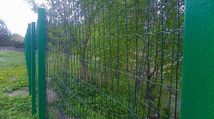 Molėtų rajone inspektoriai aptiko net 27 neleistinas tvoras
