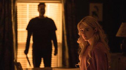 """Siaubo komedijos """"Mainai su žudiku"""" režisierius žino paslaptį, kaip sujungti siaubą su linksmybėmis"""